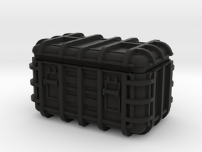 Star Wars Imperial Crate 1 (2 Parts) in Black Natural Versatile Plastic
