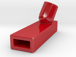 MOOD-ATMOS in Gloss Red Porcelain