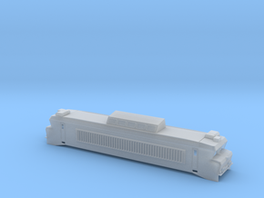 BB 1800 Scale TT in Smooth Fine Detail Plastic