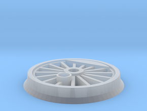 Gauge 1 BR55 Driving Wheel in Smooth Fine Detail Plastic