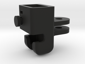 Strobon Cree Standalone Enclosure with GoPro Style in Black Natural Versatile Plastic