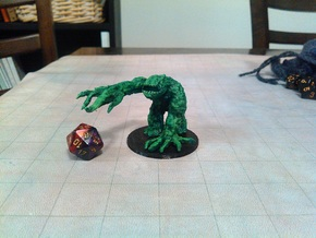 Shambling Mound in Green Processed Versatile Plastic