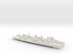 Marasti 1/1250 x2 in White Natural Versatile Plastic