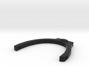 Bose 10 Ear Cup Bracket R in Black Natural Versatile Plastic