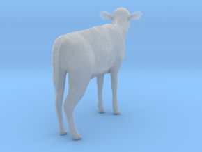 ABBI 1:6 Standing Calf in Smooth Fine Detail Plastic