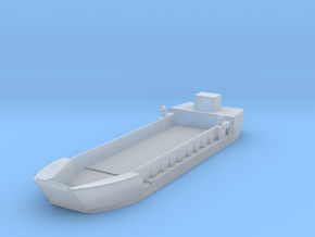 Landing Craft Tank LCT MK  5 1/285 6mm in Smooth Fine Detail Plastic