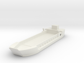 Landing Craft Tank LCT MK  5 1/350 in White Natural Versatile Plastic