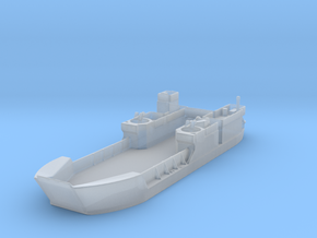 Landing Craft Tank LCT MK  6 1/300 in Smooth Fine Detail Plastic