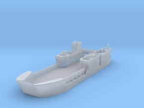 Landing Craft Tank LCT MK  6 1/285  in Smooth Fine Detail Plastic