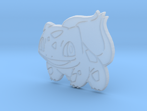 Bulbasaur in Smooth Fine Detail Plastic