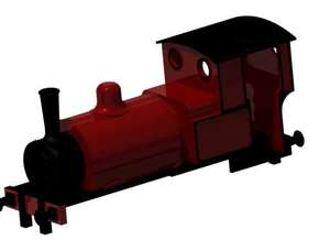 Sir Haydn in White Strong & Flexible Polished