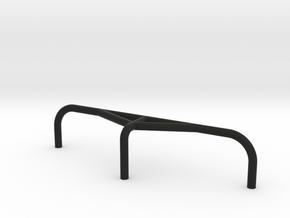 Team Crab_walk - bashbar type 1 in Black Natural Versatile Plastic