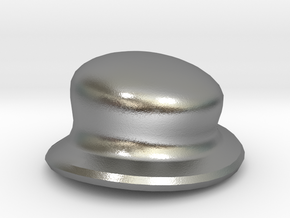 Eggcessories! Small Hat in Natural Silver