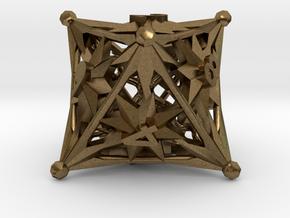 D8 Balanced - Radiant in Natural Bronze