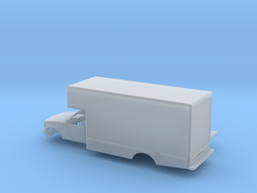 1/87 1990-98 Chevrolet Silverado Reg.Cab UHaul Kit in Smooth Fine Detail Plastic