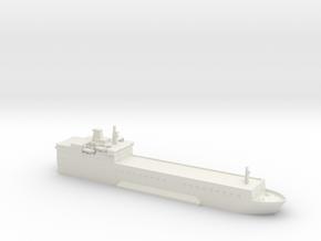1/1250 MV Baltic Ferry in White Natural Versatile Plastic