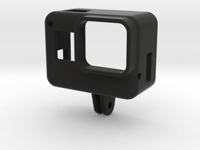 Vlogging Box RR GoPro Support in Black Natural Versatile Plastic