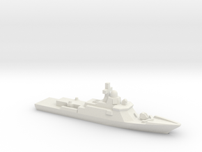 Karakurt-class corvette, 1/2400 in White Natural Versatile Plastic