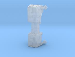 Galactic Empire World Devastator 76mm in Smooth Fine Detail Plastic