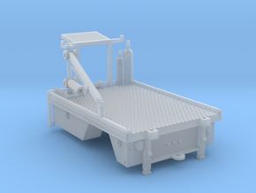 Maintainer Service Truck Bed 1-64 Scale in Smooth Fine Detail Plastic