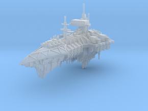 Hellreaper Light Cruiser in Smooth Fine Detail Plastic