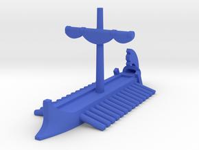 1/1200 Athenian Hemiolia Game Pieces in Blue Processed Versatile Plastic: Extra Small