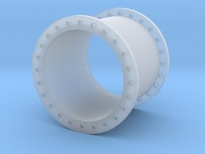 Rohrleitung 1000mm x 1000mm - TT 1:120 in Smooth Fine Detail Plastic