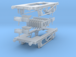 Chassis_9ft_0in_WB_16ft_6in_OHS in Smoothest Fine Detail Plastic