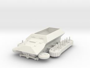 1/100 (15mm) HKp-605 APC in White Natural Versatile Plastic