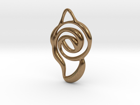 Achieve unity  in Natural Brass