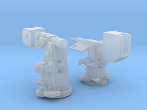 1/144 DKM Training Guns Set x2 in Smooth Fine Detail Plastic