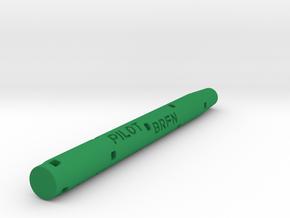 Adapter: Pilot BRFN to Uni SXR-80 (85mm Cut) in Green Processed Versatile Plastic
