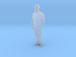 Printle T Homme 1523 - 1/48 - wob in Smooth Fine Detail Plastic