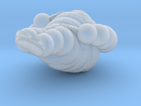 Michelin man 1/8 in Smoothest Fine Detail Plastic
