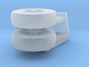 17-GIVSP-144scale-StbdsideLandingGear-Compressed in Smooth Fine Detail Plastic