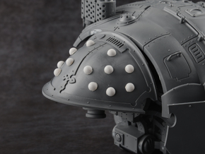 Studs - Rivets (20pc) in Frosted Extreme Detail