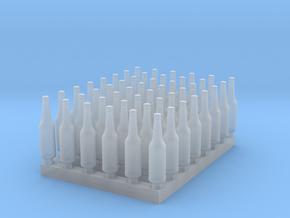 1:48  Beer/Soda bottles V3 - 48 ea in Smoothest Fine Detail Plastic