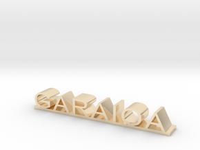 GARAIOA in 14K Yellow Gold