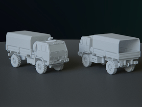 M1078 Covered scale: 1/160 in Smooth Fine Detail Plastic