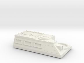 supressor MK1 old style in White Natural Versatile Plastic