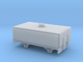 1:32/1:35 Tank Tar wagon in Smooth Fine Detail Plastic