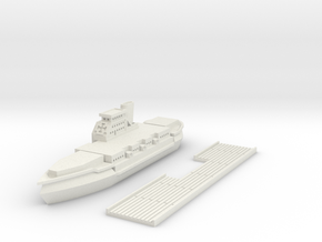 Isen Class Support Carrier in White Natural Versatile Plastic