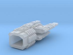 U.S.M._AURIGA_engines in Smooth Fine Detail Plastic