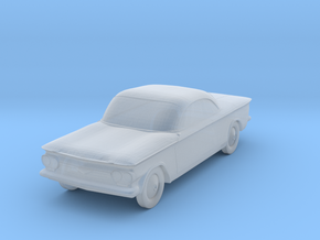 1963 Corvair - TTscale in Smooth Fine Detail Plastic