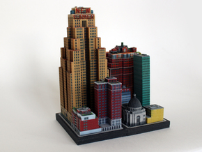 Wyndham New Yorker Hotel 5 x 4 in Full Color Sandstone