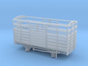 GWR VoR and W&L Cattle Van in Smoothest Fine Detail Plastic