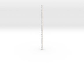 Rune Staff 1 in White Strong & Flexible