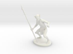 Ur-Vile Miniature in White Natural Versatile Plastic: 1:60.96