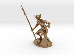 Ur-Vile Miniature in Natural Brass: 1:60.96