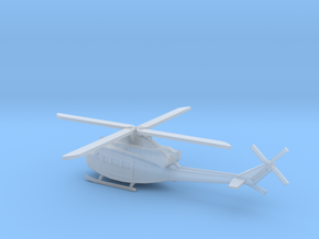 1/350 Scale UH-1Y Model in Smooth Fine Detail Plastic